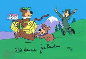 Ranger Smith Yogi Bear Cartoon
