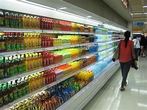 Pin, On, Supermarket, Shelves