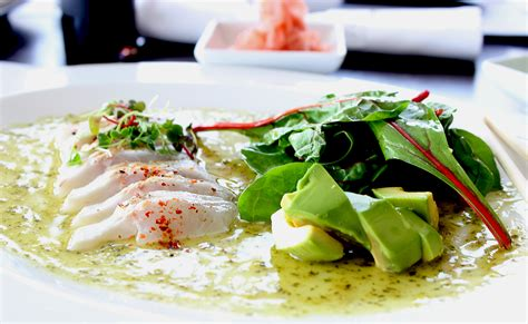 gourmet cuisine free images restaurant dish meal salad seafood