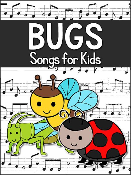 kids songs  bugs insects pre  preschool