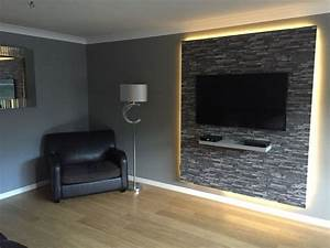 Wohnzimmer Tv Wand Ideen : designed and created our own cinewall after seeing lots of ~ A.2002-acura-tl-radio.info Haus und Dekorationen