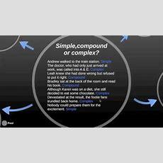 Simple, Compound & Complex Sentences  Part 2  Spelling, Grammar & Punctuation Series Youtube