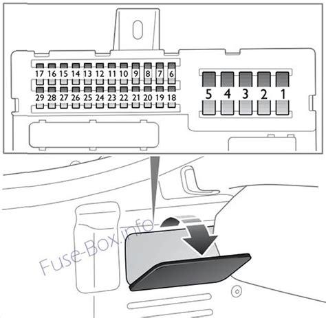 Fuse Box For 2003 Saab 9 3 by Fuse Box Diagram Gt Saab 9 3 2003 2014