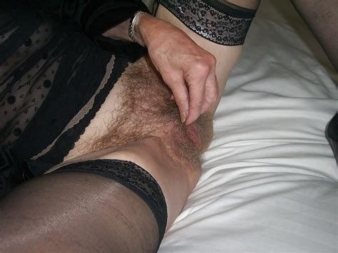 Mature Porn Pics That Lovely French Hairy Granny Again