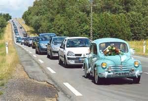 decoration voiture cortege mariage cortège des voitures photo de notre mariage civil c6l et sa trentaine