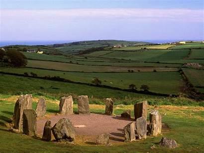 Ireland Desktop Backgrounds Cork County Stone Circle