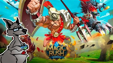 magic rush: heroes 0 10, Magic Rush: Heroes | VK, MAGIC RUSH HEROES - BEST TEAM SYNERGY 10.