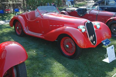 1937 Alfa Romeo 8c 2900a Conceptcarzcom