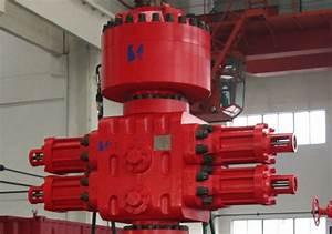 Well Drilling Blowout Preventer Bop  By Shanghai Shenkai