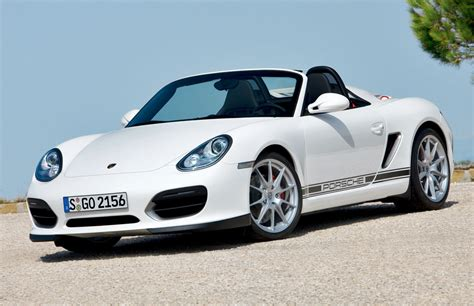 2011 Porsche Boxster Spyder Preview