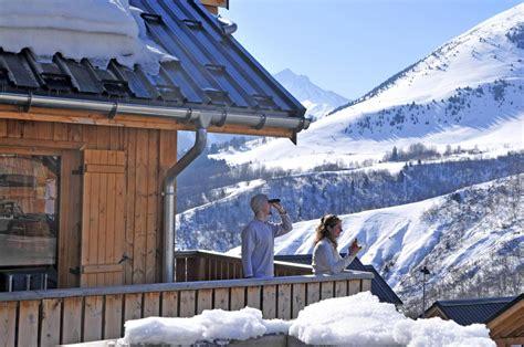 les chalets des ecourts station de ski jean d arves alpes du nord savoie vacances
