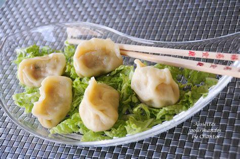 raviolis chinois jiaozi recette p 226 te 224 raviolis chinois
