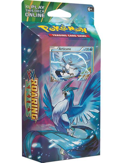Theme Decks  Xy—roaring Skies  Trading Card Game