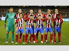 Daftar Pemain Skuad Atletico Madrid 20162017 Jadwal