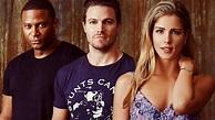 Arrow Cast - Arrow Wallpaper (37621769) - Fanpop