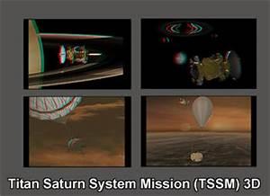 Titan Saturn System Mission (TSSM) Flagship