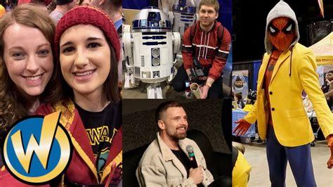 A Beginner's Guide To Comic Con  Wizard World Stl 2018