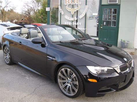2008 Bmw M3 Convertible,6 Speed Manual,msrp 79,020$,bmw