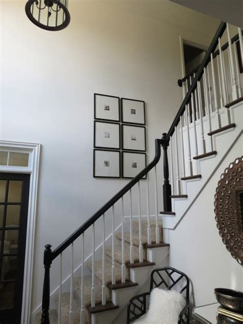 painting a banister white best 25 black banister ideas on stairs