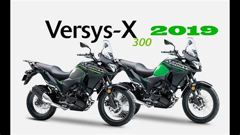 Kawasaki Versys X 250 Picture by 2019 New Color Range Kawasaki Versys X 300 Photos
