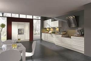 Types of kitchens alno for What kind of paint to use on kitchen cabinets for large inspirational wall art