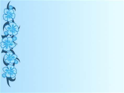 blue floral border design   backgrounds