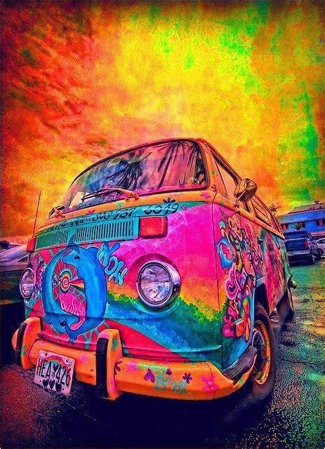 hippie van  tumblr