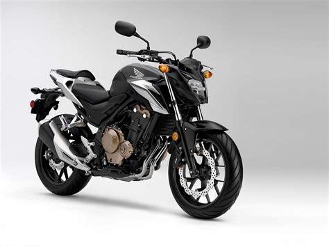 honda motorcycles 2016 honda cb500f gets much need facelift