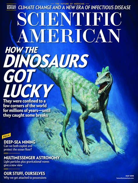 May 2018 - Scientific American