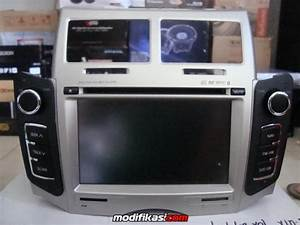 Head Unit Touch Screen Oem Semua Jenis Mobil Yaris Sirion