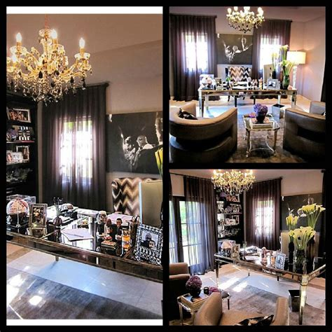 Jenner Home Interior by Interiors I Khloe S Office H Town