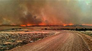 Northwest Oklahoma grass fire has burned over 70,000 acres ...