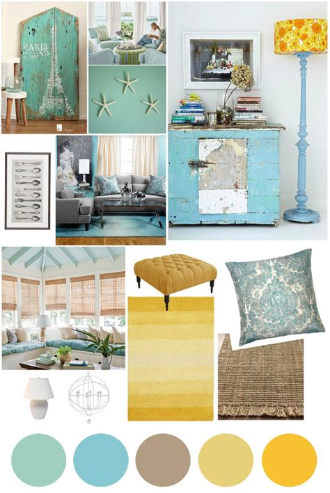 Mood Board The New Summer Trends In Interior Design