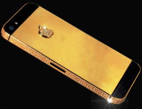 10 Most Expensive Golden Items