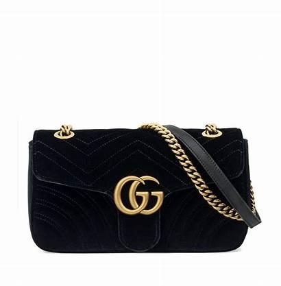Velvet Bag Gucci Marmont Flap Hire Mini