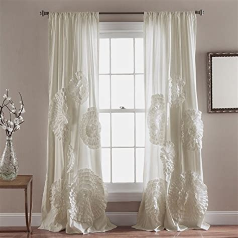 Lush Decor Serena Curtain Panel anthropologie kamisco