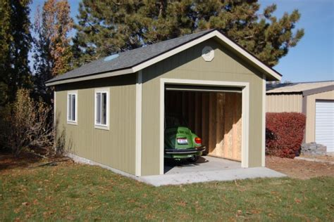 Storage Shed Garage Doors