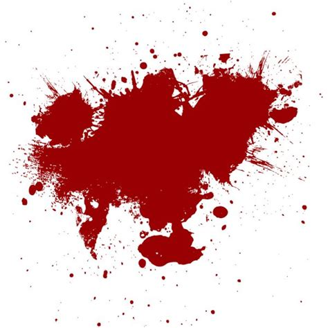 blood splatter stock photo  oriontrail