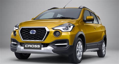 Review Datsun Cross datsun cross unveiled as the brand s crossover
