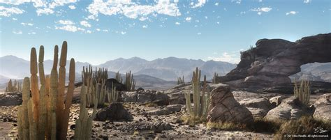 southwestern pictures xfrog desert scenes southwestern rock arch