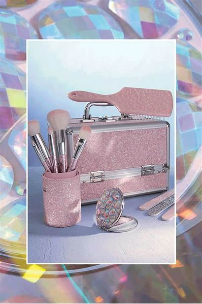 Frost Diamond Primark Paddle Blender Jewelled Compact