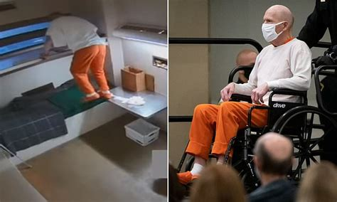 Videos show Golden State Killer climbing on furniture in ...