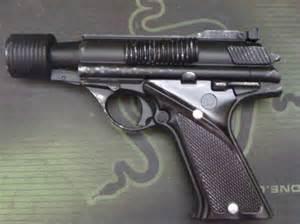 Star Wars Heavy Blaster Pistol