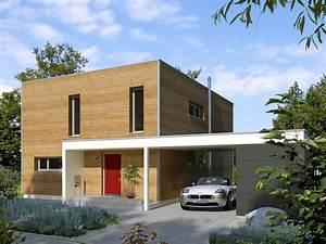 Bauhaus Holzzuschnitt Kosten : modernes fertighaus von baufritz haus bauhaus ~ Markanthonyermac.com Haus und Dekorationen