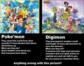 pokemon vs digimon wallpaper