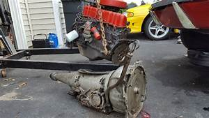 Ford 200 6 Cyl Engine And Automatic Transmission