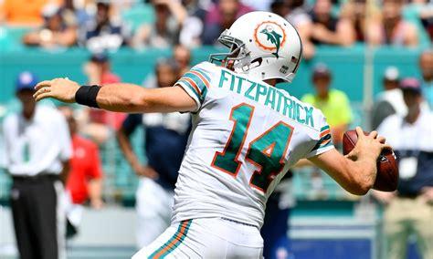 miami dolphins confirm ryan fitzpatrick  remain