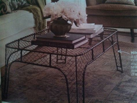 Chicken Wire Coffee Table Italian Coffee Rules Delonghi Machine Warranty Coop Magnifica Manual Outlet Insert Water Spout Zapopan Turkish Brewing Method