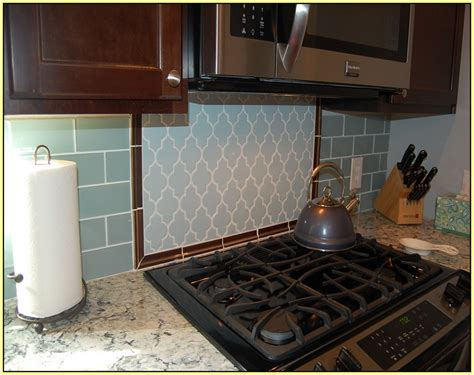 some design glass subway tile backsplash laluz nyc home