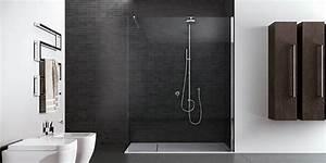 Douche À L Italienne Moderne : installation de douche l 39 italienne paris la douche ~ Voncanada.com Idées de Décoration